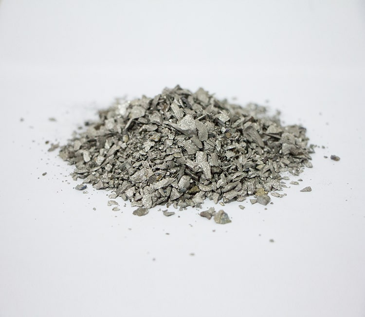 High titanium iron particles 0-2mm